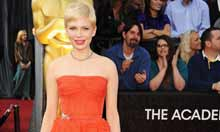 Oscars 2012: Michelle Williams