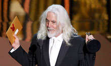 Oscars 2012: Robert Richardson