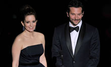 Oscars 2012: Tina Fey and Bradley Cooper