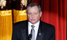 Oscars 2012: Tom Sherak