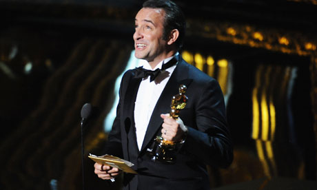 Oscars 2012: The Artist and Hugo tie with five wins each | Film ...