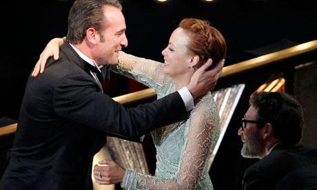 Oscars 2012 can the artist and hugo outlast the novelty for Dujardin 007