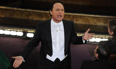 OSCARS viewing figures up 4% despite mixed reviews for Billy Crystal