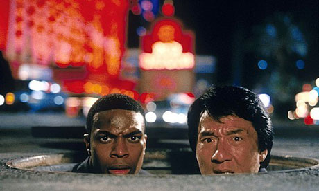 Jackie Chan And Chris Tucker Rush Hour 2 Chris tucker in rush hour