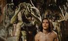 John Carter (Taylor Kitsch) watches audiences disappear over the horizon