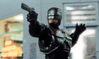 He's electric … Paul Verhoeven's original Robocop (1987).