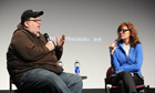 Michael Moore and Susan Sarandon