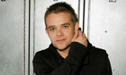 Nick Stahl poses for a portrait