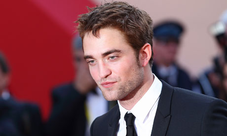 Robert Pattinson in Cannes
