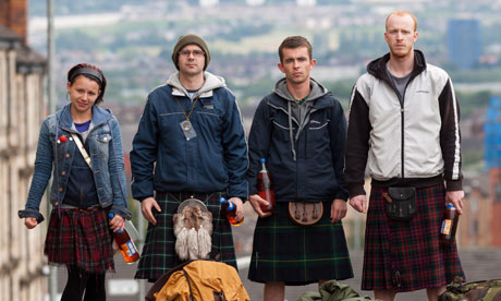 the angels share � review film the guardian