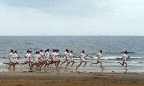 Chariots of Fire: history gets the runaround | Film | guardian.