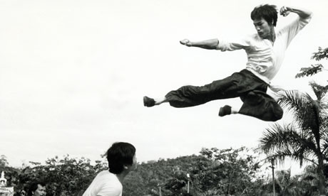 Amiable fan letter … I Am Bruce Lee.