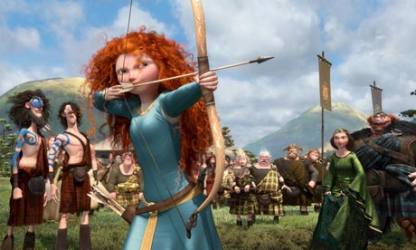 girl from brave name