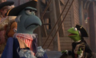 Sam the Eagle and Kermit the Frog in Muppet Treasure Island (1996)