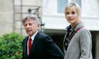 Roman Polanski and Emmanuelle Seigner