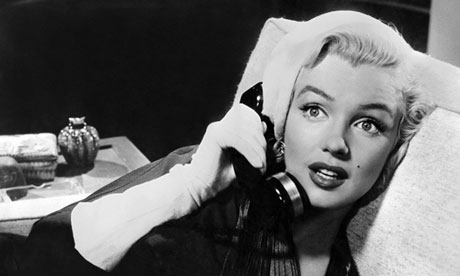 Judgment call … Marilyn Monroe in How to Marry a Millionaire.