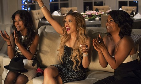 "THE ALREADY TALK HIGHLIGHT MOMENTS OF NEW MOVIE ""The Best Man Holiday - DivaSnap.com"