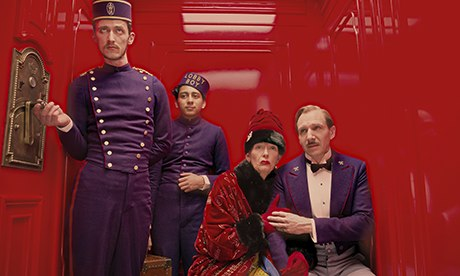 Snap Review of The Grand Budapest Hotel