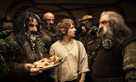 The last Hobbit film will be released in December 2014 – 13 years after The Fellowship of the Ring.