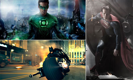 Justice League composite