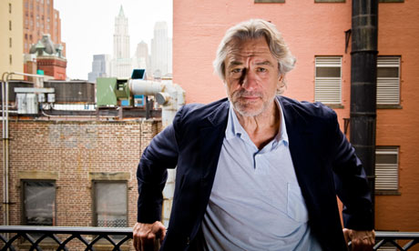 Robert De Niro's Tribeca mission