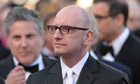 Change of scene ? Steven Soderbergh attends the premiere to his latest and last feature film, Behind the Candelabra, in Cannes this week. Photograph: Dave J Hogan/Getty Images