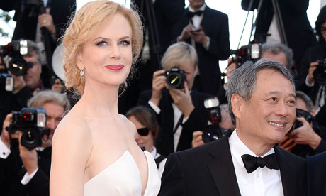 Cannes 2013: Jury members Nicole Kidman and Ang Lee attend the Closing Ceremony