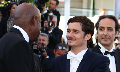 Cannes 2013: Actors Conrad Kemp Orlando Bloom and Forest Whitaker