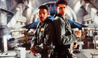 Will Smith and Jeff Goldblum in 1996's Independence Day
