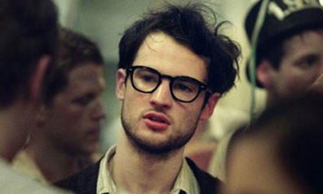 Tom Sturridge in On the Road