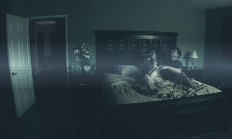 Facing their demons … Paranormal Activity