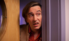 Steve Coogan as Alan Partridge