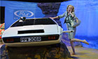 James Bond Lotus Esprit car