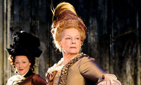 Judi Dench in Madame de Sade