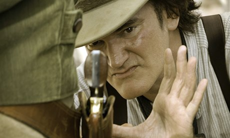 Gawker: Tarantino should blame himself for Hateful Eight script leak The website which is the subject of a lawsuit by the director after it linked to a version of his script has hit back by claiming Tarantino was responsible for the media interest