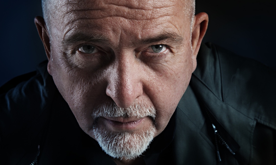 Peter Gabriel Back To Front Review Depressing