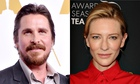 Christian Bale and Cate Blanchett will both lend their voices to Andy Serkis's The Jungle Book: Orig