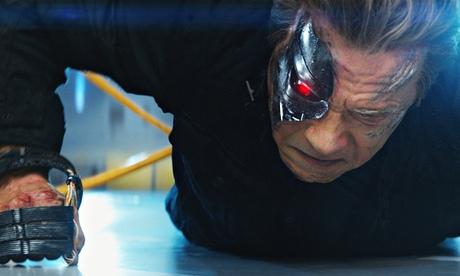Terminator Genisys review – a karaoke rehash