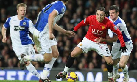Swine fluey Blackburn look to avoid a spanking at Manchester United