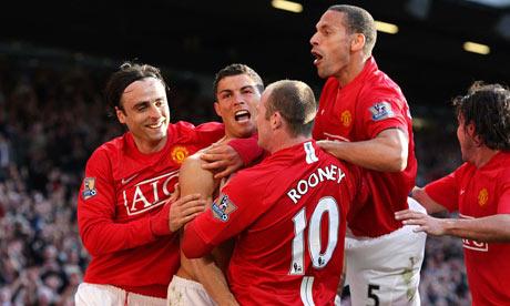 Ronaldo scores against Tottenham Hotspur