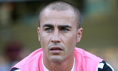Fabio Cannavaro hits out at Italian media after drugs charge dismissed | Football | The Guardian - Fabio-Cannavaro-001