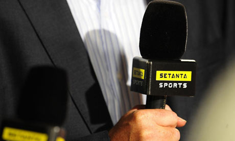Setanta, the former sports TV channel