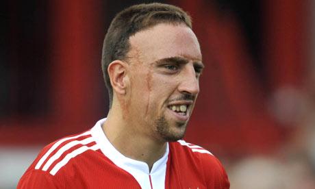 Liga Jerman  - Franck Ribery Ungkap Alasan Kenapa Dia Tolak Real Madrid