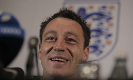 John Terry succumbed to the we can win it hype... Dont they learn? Most footballers think hubris is a type of eco car   Henry Winter