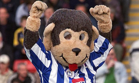 H'Angus the monkey, Hartlepool mascot