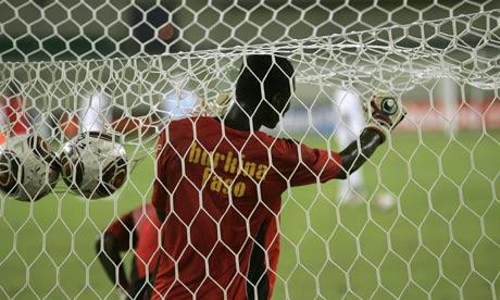 Burkina Faso v Ghana