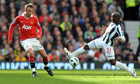 Manchester United v West Bromwich Albion