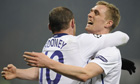 Wayne Rooney, Darren Fletcher, Champions League