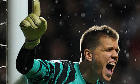Wojciech Szczęsny earned a  million dollar salary - leaving the net worth at 14.6 million in 2018
