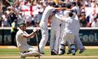 England retain the Ashes in Australia